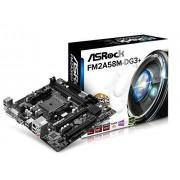ASRock FM2A58M-DG3+ Carte mère AMD A58 ATX Socket FM2+