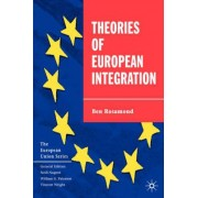 Theories of European Integration by Ben Rosamond