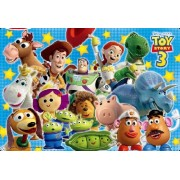 The! (Toy Story 3) DC-60-055 Let's Play in Child Disney puzzle 60 piece together (japan import)
