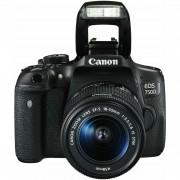 Canon EOS 750D + 18-55 IS STM DSLR digitalni fotoaparat s objektivom EF-S 18-55mm f/3.5-5.6 (AC0592C005AA) AC0592C005AA
