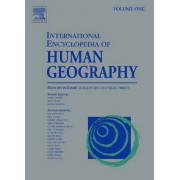 International Encyclopedia of Human Geography by Rob Kitchin