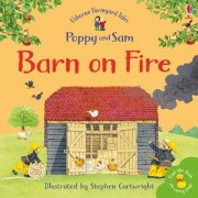 Barn on Fire by Heather Amery