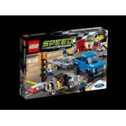 LEGO 75875 Ford F-150 Raptor en Ford Model A Hot Rod
