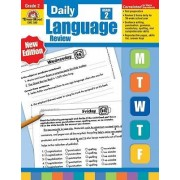 Daily Language Review Grade 2 by Evan-Moor Educational Publishers