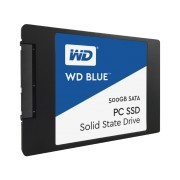 WESTERN DIGITAL SSD harde schijf 500 GB Blue PC (WDS500G1B0A)