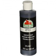 Apple Barrel Acrylic Paint in Assorted Colors (8 Ounce) 20404 Black