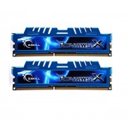 GSKILL-Mémoire PC RipjawsX Series 2 x 4 Go DDR3-2133 - PC3-17000 - CL9 (F3-17000CL9D-8GBXM)-