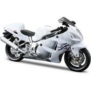 Maisto Suzuki Gsx-1300R (White)