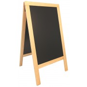 Tabla info, rama lemn, 70 x 135cm, SECURIT