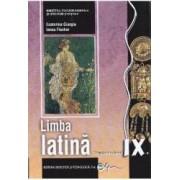 Latina cls 9 ed.2016 - Ecaterina Giurgiu Iancu Fischer