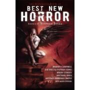 The Mammoth Book of Best New Horror: v. 21 by Stephen Jones