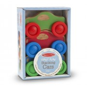 Stacking Cars: First Play Series by Melissa & Doug