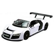 Rastar - 56100W - Audi R8 LMS - 2014 - 1/24 Escala - Blanco