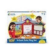 Pretend & Play School Role play Set (UK Version)