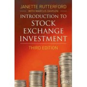 An Introduction to Stock Exchange Investment by Janette Rutterford