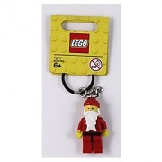 Lego Exclusive SANTA CLAUS Classic Key Chain Set #850150 Keychain