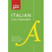 Collins Italian Dictionary Gem Edition by Collins Dictionaries