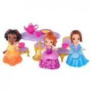 Mattel Pack de 3 mini figurines Princesse Sofia Disney - Thé pour trois (#38)