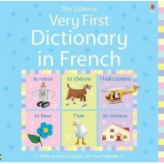 Very First Dictionary in French by Felicity Brooks