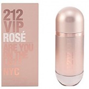 Carolina Herrera 212 Vip Rose Eau de Parfum Spray for Women 2.7 Ounce