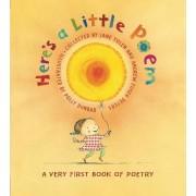 Here's a Little Poem by Jane Yolen