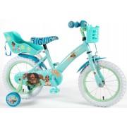 "Bicicleta copii E&L Cycles Disney Vaiana 14"""