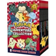 Pokemon Adventure Collection 8-Book Box Set