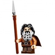 LEGO The Hobbit: Bifur the Dwarf Minifigure (Lord of the Rings)