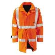 Gore-Tex Panacea GB2FWJR Amazon XS 2-Layer Hi-Vis Rail Jacket - Orange
