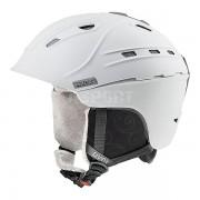 Kask narciarski, snowboardowy, system regulacji BOA, damski P2US WL Uvex