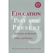Education Past and Present by Megin Charner-Laird