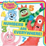 Numbers Are Everywhere! by Cordelia Evans