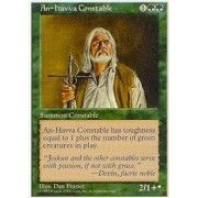 Magic: the Gathering - An-Havva Constable - Fifth Edition by Wizards of the Coast