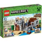 LEGO® Minecraft™ Avanpostul din deșert 21121