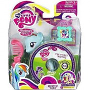 My Little Pony Wedding Figure Rainbow Dash DVD