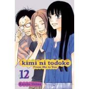 Kimi ni Todoke: From Me to You, Vol. 12 by Karuho Shiina