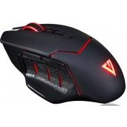 Mouse Modecom MC-GMX4 Gaming Vulcano (Negru/Rosu)