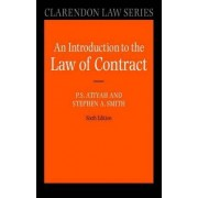 Atiyah's Introduction to the Law of Contract by P. S. Atiyah