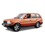 Bburago 2011 Bijoux 1:24 Scale Metallic Orange Range Rover