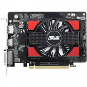 Placa video Asus AMD Radeon R7 250 1GB DDR5 128bit v2
