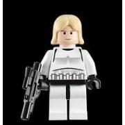 Luke Skywalker (Stormtrooper Outfit) - Lego Star Wars Minifigure
