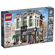 LEGO Creator Expert Brick Bank Building Kit (2380 Piece) by LEGO