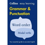 Collins Easy Learning English: Easy Learning Grammar and Punctuation by Collins Dictionaries