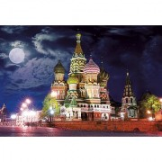 2000 Piece St. Basil's Cathedral Jigsaw Puzzle