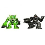 Transformers 2: Revenge of the Fallen Movie Robot Heroes 2-Pack Megatron Vs. Autobot Skids