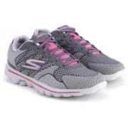 Skechers GO WALK 2 - FUSE Walking Shoes(Grey)
