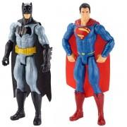 Mattel Batman Vs Superman 2 Pezzi