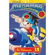 MegaMan NT Warrior by Ryo Takamisaki