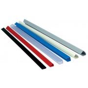 6 мм. - 100 броя PVC лайсни / шини / за подвързване / 1 /