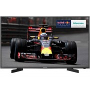 "Hisense 49"" Full Hd Led Tv With Freeview Hd 1920 X 1080 Black 2x Hdmi And"